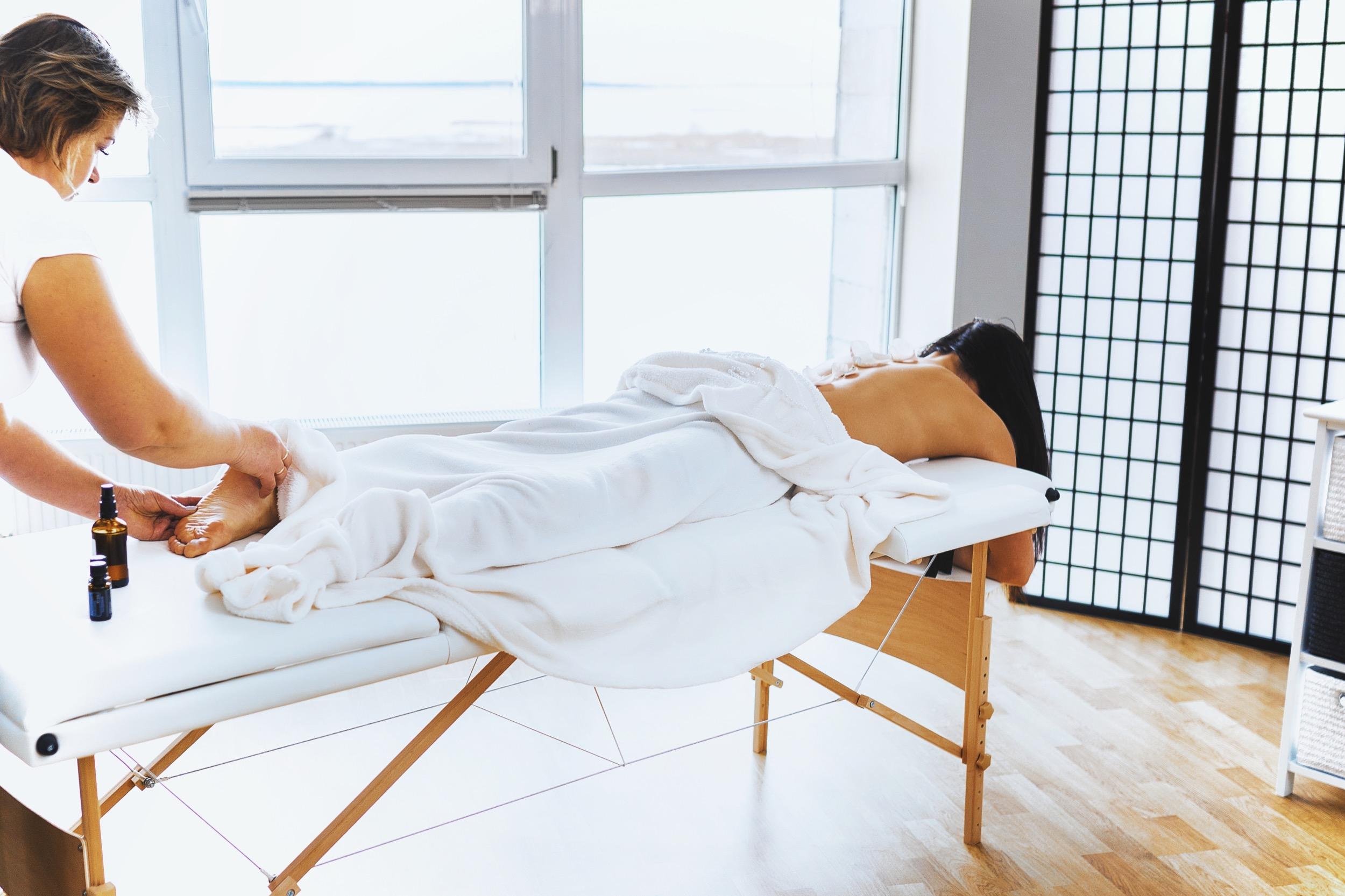 Kujutiste tulemus päringule piparmündi massaaž